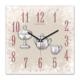 Clockmaker 30x30 Mdf Duvar Saati CMM295