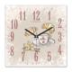 Clockmaker 30x30 Mdf Duvar Saati CMM300