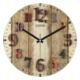 Clocktime By Cadran 30x30 Cm MDF Duvar Saati CTM67
