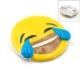 Solfera Kahkaha Emoji Smile Broş Rozet Metal Aksesuar İğnesi Rz007