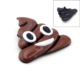 Solfera Kaka Emoji Broş Rozet Metal Aksesuar İğnesi Rz001
