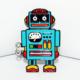 Cadının Dükkanı Robot Rozet