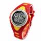 Star Time Sarı Kırmızı Dijital Çocuk Saati