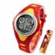 Star Time Sarı Kırmızı Dijital Çocuk Saati Ve Lisanslı Banat Marka Galatasaray Diş Fırçası