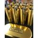 Clipper metal çakmak gold