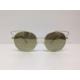 Vogue Vo4048-S 848/5A 52 18 135 Sarı Aynalı Kadın Güneş Gözlüğü