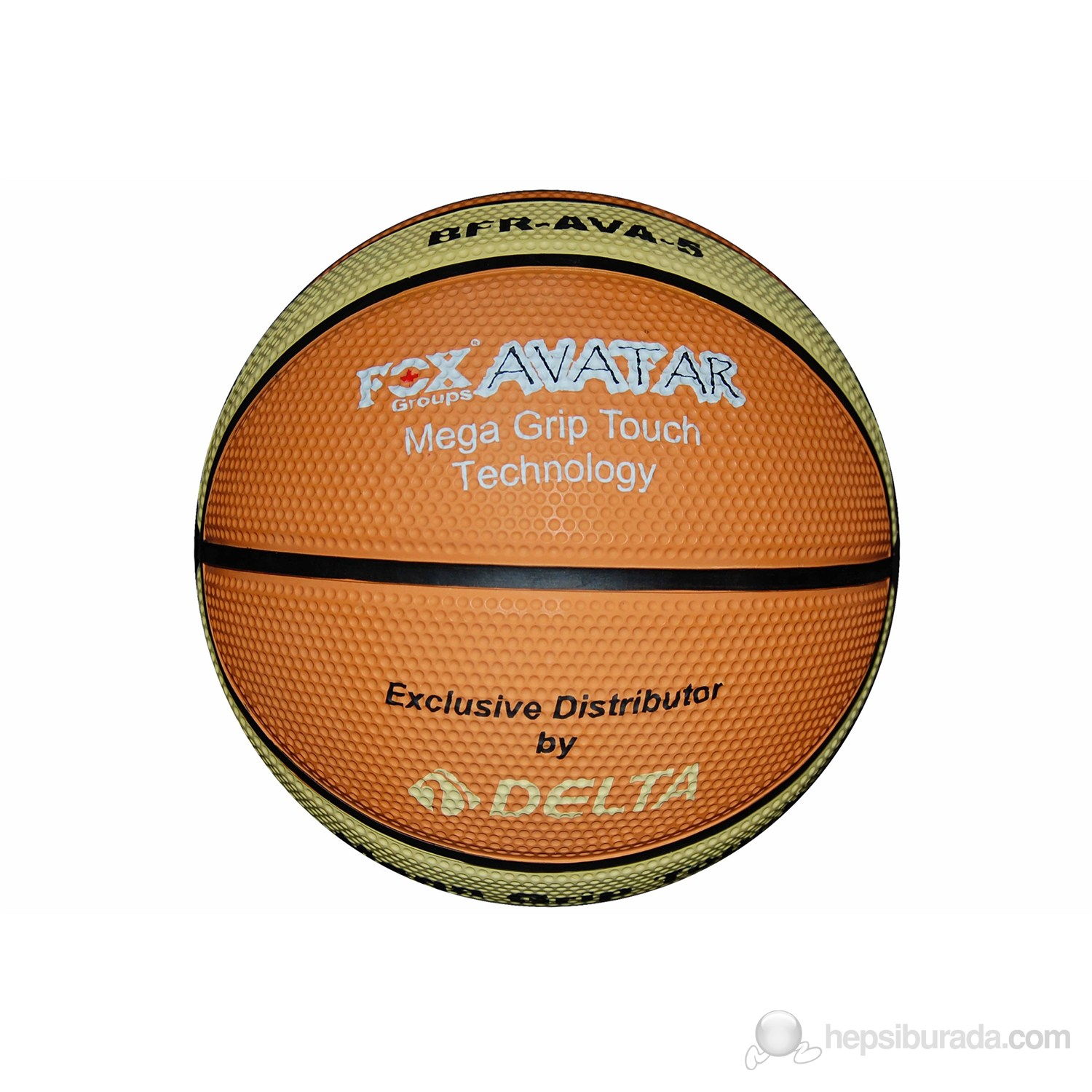 Delta Fox Bfr-Ava Basketbol Topu No:5  9 Panel