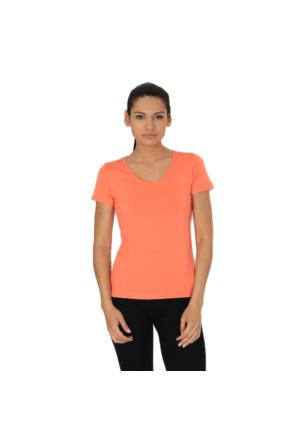 Sportive Kısa Kol Kadın T-Shirt