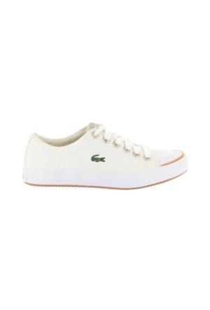 Lacoste L33 Cnvs W Srw Cnv White Gum Kadın Günlük Ayakkabı