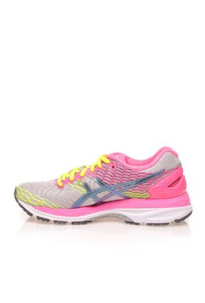 Asics Gel-Nimbus 18 Koşu Ayakkabısı Gri T650n-9397