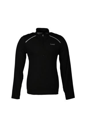 Hummel Peter Zip Neck Sweatshirt
