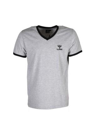 Hummel Erkek T-Shirt Classic Bee V Neck T09047-2006