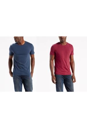Levi's Erkek Tişört İkili Paket 82176-0023