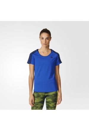 Adidas Ay7825 Basic 3s P Tee Kadın T-Shirt