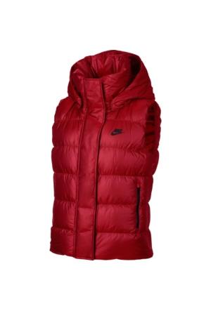 Nike 809549-657 W Nsw Dwn Fll Vest Hd Kadın Yelek