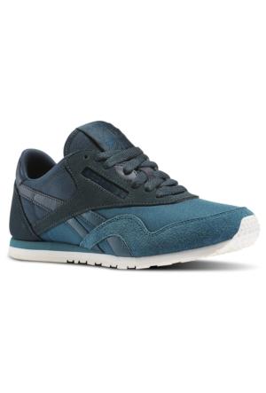 Reebok Aq9860 Cl Nylon Slim Candy Kadın Spor Ayakkabısı