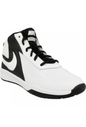 Nike 747998-101 Team Hustle Çocuk Basketbol Spor Ayakkabı