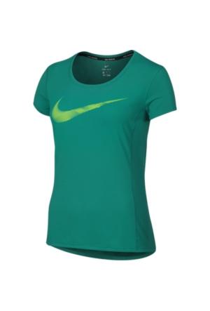 Nike Dry Contour Running Top Kadın T-Shirt 806793-351