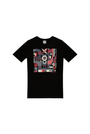 Puma Siyah Erkek T-Shirt 57154701