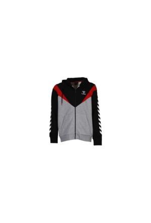 Hummel Sweatshirt Siyah Erkek T37072-2001