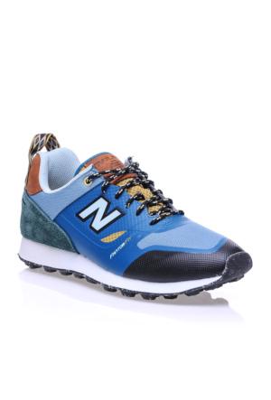 New Balance Trailbuster Mavi Erkek Günlük Ayakkabı