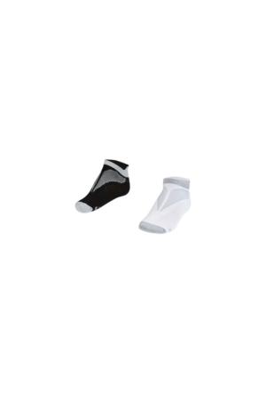 Lescon La-2196 F.Yeşil Erkek Patik Çorap 30-35 2'Li