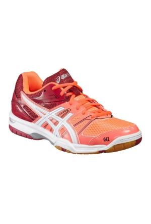 Asics Gel Rocket 7 Kadın Spor Ayakkabı B455N_0601