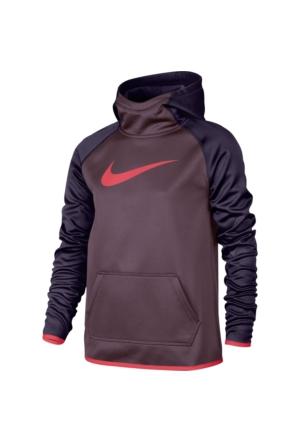 Nike 806016-533 G Nk Thrma Hoodie Po All Time Çocuk Sweatshirt