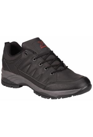 Kinetix 1272892 Paton Siyah Erkek Günlük Ayakkabı