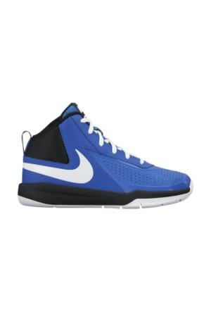 Nike Team Hustle D 7 747998-401 Çocuk Basketbol Ayakkabısı