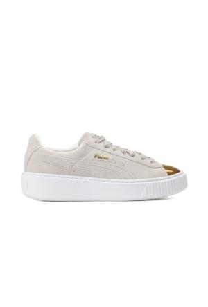 Puma Beyaz Kadın Günlük Ayakkabı 36222201