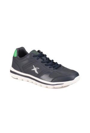 Kinetix A1311048 Lacivert Yeşil Beyaz Erkek Yürüyüş Ayakkabısı