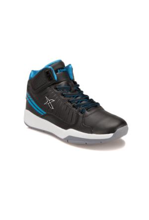 Kinetix A1315998 Siyah Beyaz Mavi Erkek Basketbol Ayakkabısı