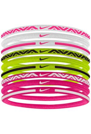 Nike Njne4-105 Elastik Saç Bandı 9 Lu