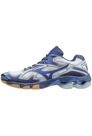Mizuno 66025 Wave Bolt 5 Voleybol Ayakkabısı Renkli Bağcık