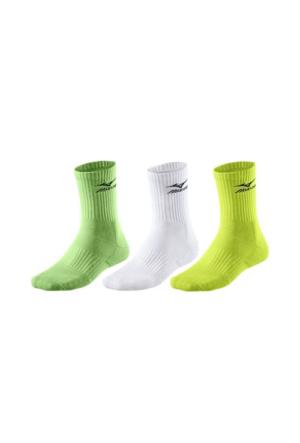 Mizuno 32Gx6A54-35 Training Sp 3 Renk 3Lü Havlu Çorap Seti