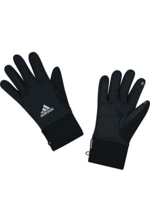 Adidas S94191 Run Climawarm Glove Kışlık Eldiven Dokunmatik Ekran Duyarlı