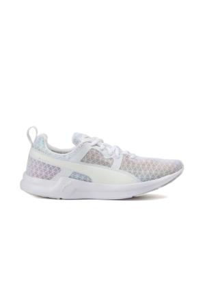 Puma Beyaz Kadın Koşu Ayakkabısı 18897402