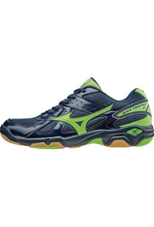 Mizuno 57036 Wave Twister 4 Voleybol Ayakkabısı + Renkli Bağcık