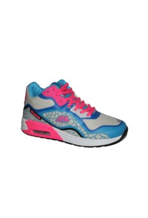 Mp 1522070 Unisex Yürüyüş Ve Koşu Spor Ayakkabı