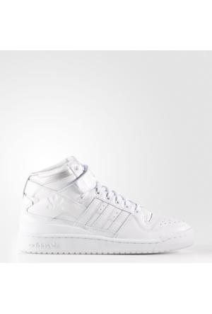 Adidas Forum Refined Erkek Beyaz Spor Ayakkabı (F37831)