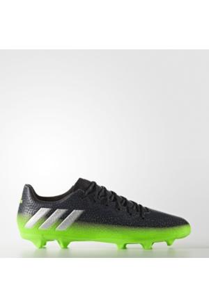 Adidas Messi 16.3 FG Erkek Siyah Krampon (AQ3519)