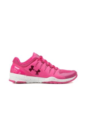 Under Armour Pembe Kadın Koşu Ayakkabısı 1284742-654