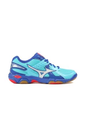 Mizuno 57017 Wave Twister 4 Voleybol Ayakkabısı + Renkli Bağcık