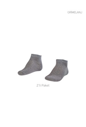 Lescon La-2184 Patık Corap (40-45)-2 Li