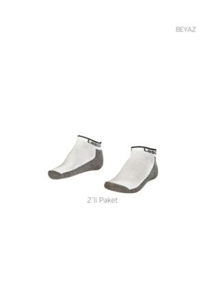 Lescon La-2185 Patık Corap (40-45)-2 Li