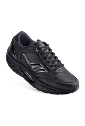Lescon L-4137 Siyah Walking Ayakkabı 36-40