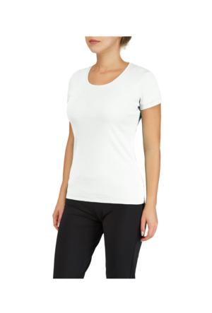 Lescon 16S-2210-16Y Beyaz Kadın Tişört