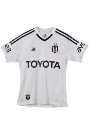 Adidas Beşiktaş 2012-2013 Çocuk Beyaz Forma (L20114)