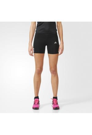 Adidas Response Kadın Siyah Şort (Aa0651)